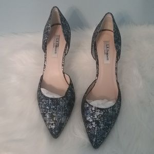 LK Bennett Heels, Size 39 1/2 or US Size 9-9.5